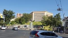 Budynek obrad: Amerykański Uniwersytet Armenii