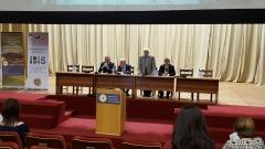 Ceremonia otwarcia - wystąpienie profesora Sergieja Movsesiana